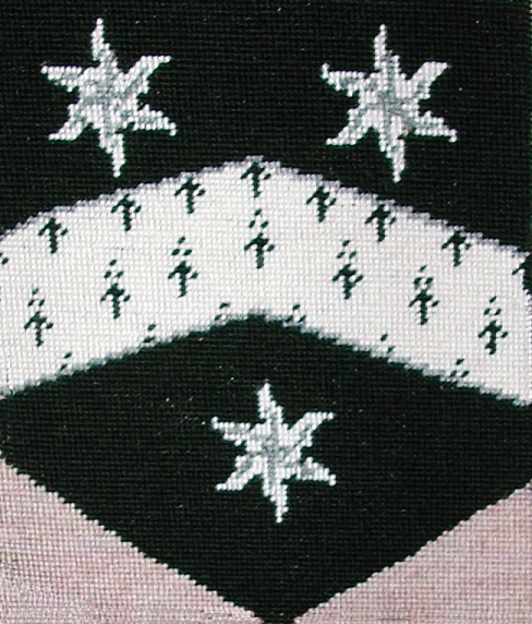 tapestry photo brewster shield